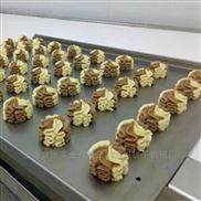 双色珍妮曲奇机 黄油曲奇小饼机 曲奇饼干机
