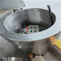 豬頭食品廠加工設備 不銹鋼導熱油松香鍋