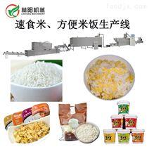 濟南林陽速食米方便米粉生產機械設備