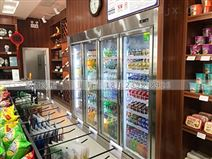三开门展示柜广东哪里有厂家出售