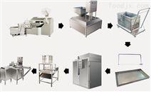 千叶豆腐成型生产线