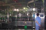 純生啤酒沖瓶灌裝壓蓋機