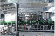 啤酒灌裝壓蓋機