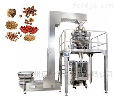 组合称量自动膨化食品包装机