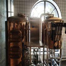制造自釀啤酒設備廠家 操作簡單