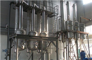 二手三效强制循环蒸发器