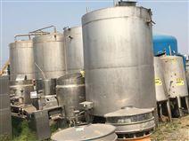 二手不锈钢保温发酵罐