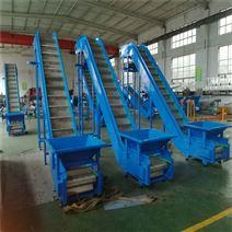 不锈钢链板输送机耐高温链板生产线