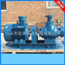 金海泵业3G螺杆保温泵