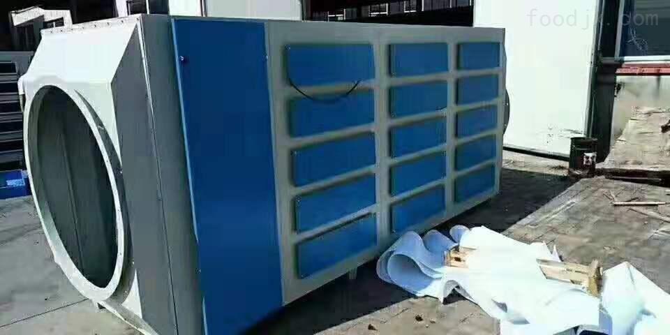 苏州钢结构溶质吸附喷漆废气处理设备