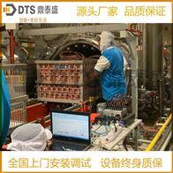 DTS-SJF河南火腿肠用卧式连续式不锈钢蒸汽杀菌锅