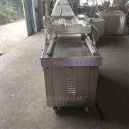 生产全自动抽真空封口机商用双室真空包装机