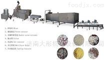 工厂直销大彤食品膨化机人造营养大米生产线