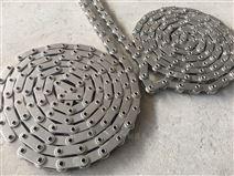 C2052,C2062不锈钢双节距空心销轴链条