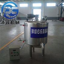 液体酸奶生产线 酸奶巴氏杀菌罐