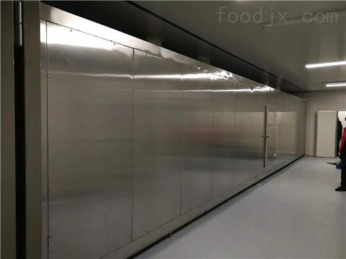 不锈钢海鲜液氮速冻机