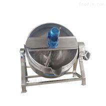 电加热夹层锅 豆浆蒸煮设备熬粥糖浆锅