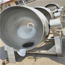 电加热夹层锅 不锈钢可倾斜式蒸煮炒锅