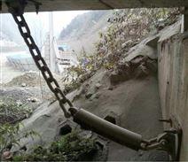 地震防落桥梁缓冲装置链条