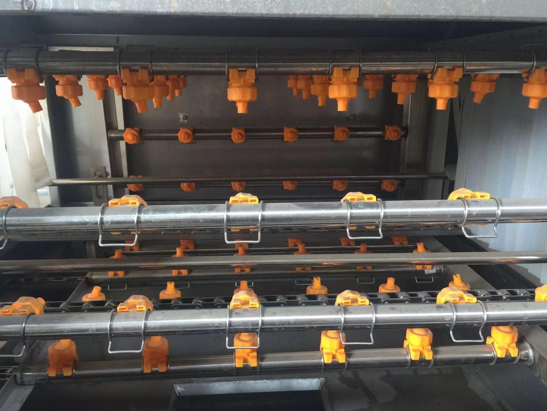 塑料筐清洗消毒一体机