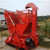 洋县 二次粉碎回收机加工 秸秆青储收获机