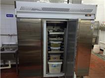 饭店厨房冷藏柜、厨房双温保鲜柜厂家直销