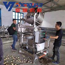 自动出料膨化食品脱油机批量生产
