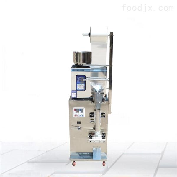 日本豆小型颗粒包装机1-1500克