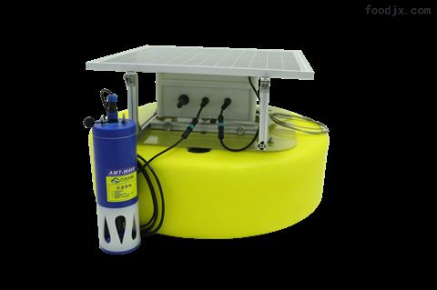 再生紙造紙廢水管道水質微型在線監測站