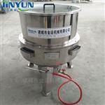 100L立式燃氣加蓋夾層鍋