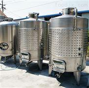 长期供应二手气升式发酵罐