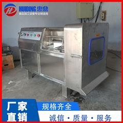 HDQR-350梅菜扣肉加工设备切肉片机