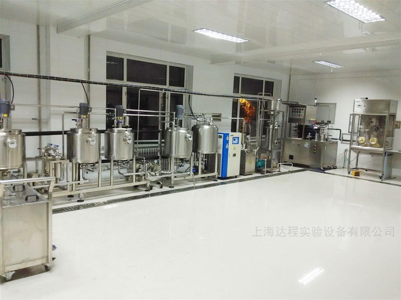 实验型饮料生产线供应商