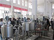 實驗型果汁飲料生產線