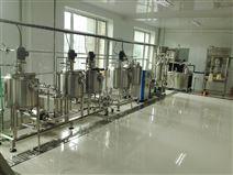 全自动食品加工设备~小型乳品饮料生产线