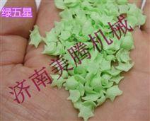 膨化甜臣五彩果蔬彩虹雪花糠片生產機器設備