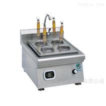 金厨鑫商用电磁炉定制台式煮面炉