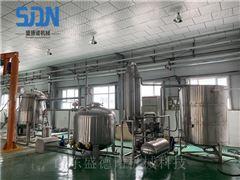 SDN-100香菇脆片加工生产线