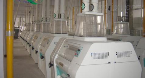 100-200T/D面粉加工成套设备