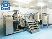 沙拉酱卡仕达酱生产设备乳化机