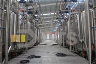 肉制品杀菌设备不锈钢全自动巴氏杀菌流水线