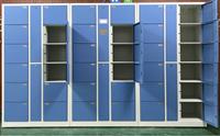 36门寄存柜无尘车间寄存柜工厂生产车间储物柜更衣柜