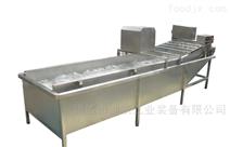 河南净菜加工设备蔬菜清洗机