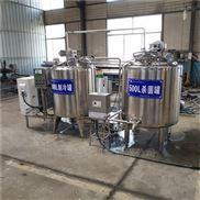 500L-羊奶专用不锈钢冷藏罐 牛奶速冷设备