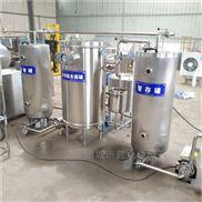巴氏鲜奶生产线 直冷式储奶罐