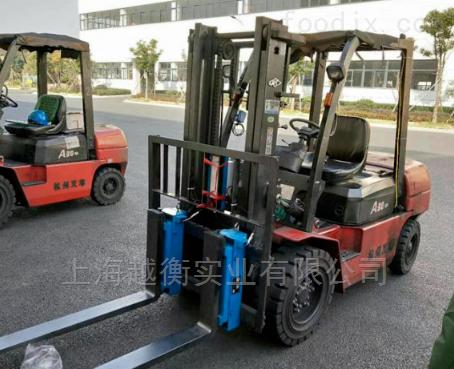 5吨燃油改装叉车称  叉车加装公司