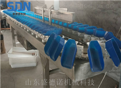 SDN-4800海产品自动称重分选机