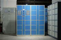 24门寄存柜指纹柜 电子存包柜 员工储物柜  智能寄存柜