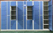 智能电子存包柜 超市条码柜 景区储物柜
