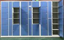 智能電子存包柜 超市條碼柜 景區儲物柜